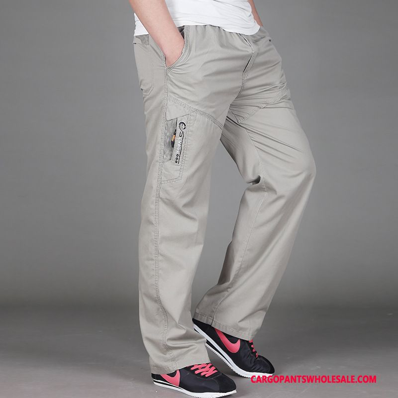 Cargo Pants Male The New Plus Size Men Pants Casual Pants Trousers