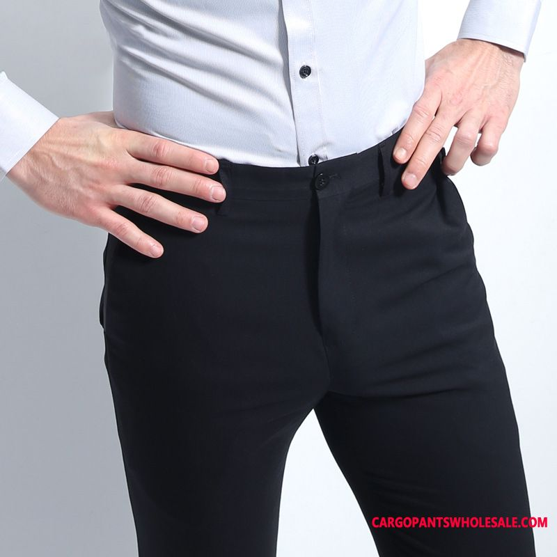 Dress Pants Male Pants Suit Spring Straight Business