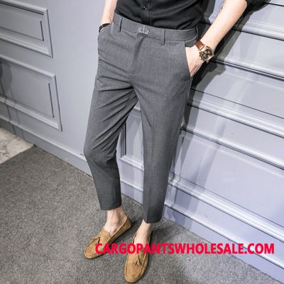 Dress Pants Men Tide Spring Business Pants Fashion