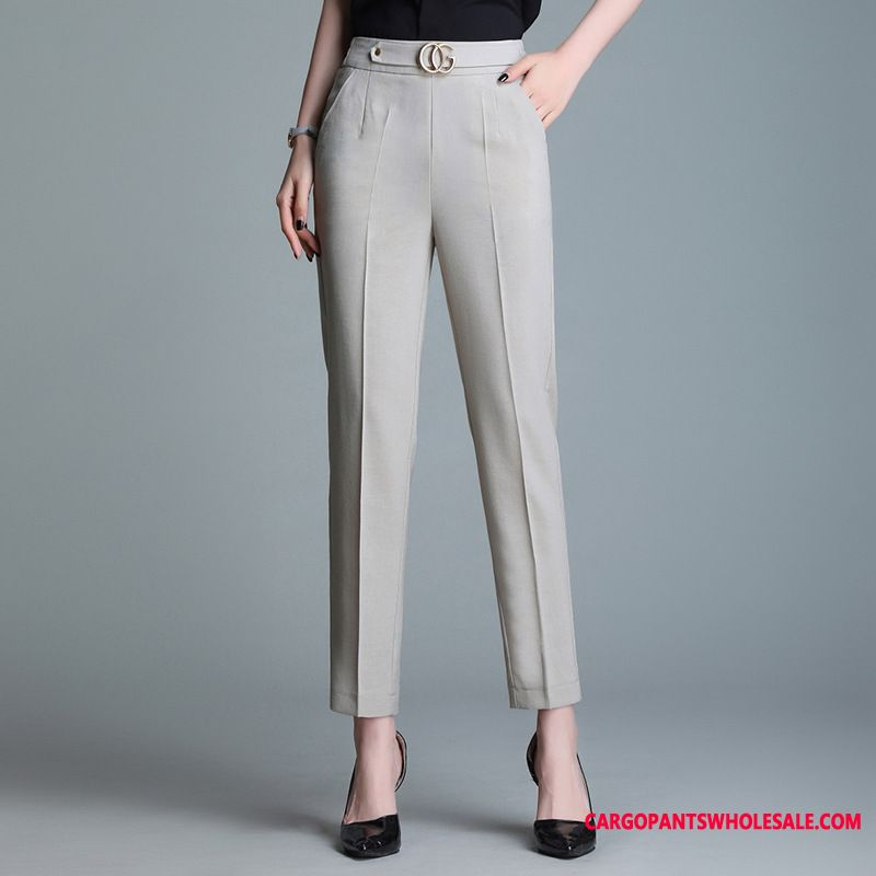 Dress Pants Women Fashion Loose Pants The New Leisure