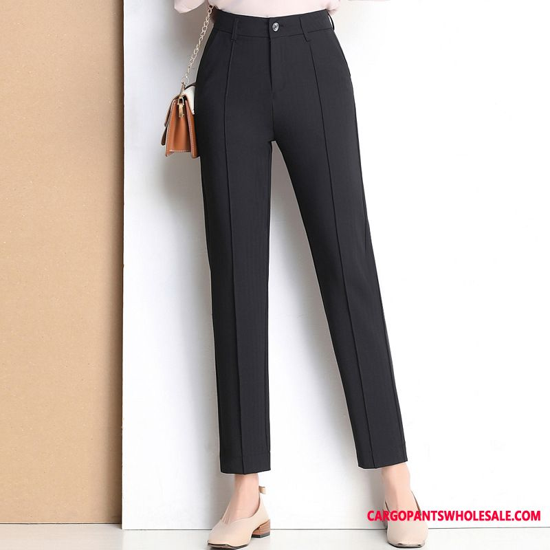 Dress Pants Women Slim The New Spring High Waist Suit