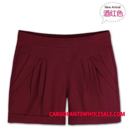 Shorts Women Harlan Hot Pants Thin Section Large Size The New
