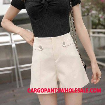 Shorts Women Shorts Casual Pants Slim Fit Hot Pants Wear Outside
