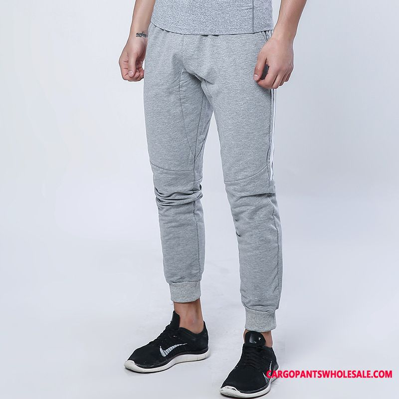 Sweatpants Male Beam Foot Thin Section Men Summer Pants Casual Pants