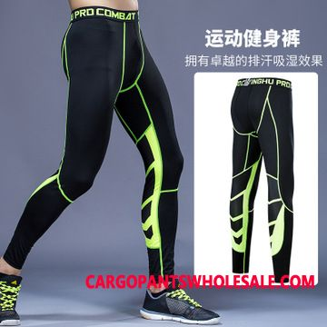 Sweatpants Male Tight Leisure Training Run Elastic Force