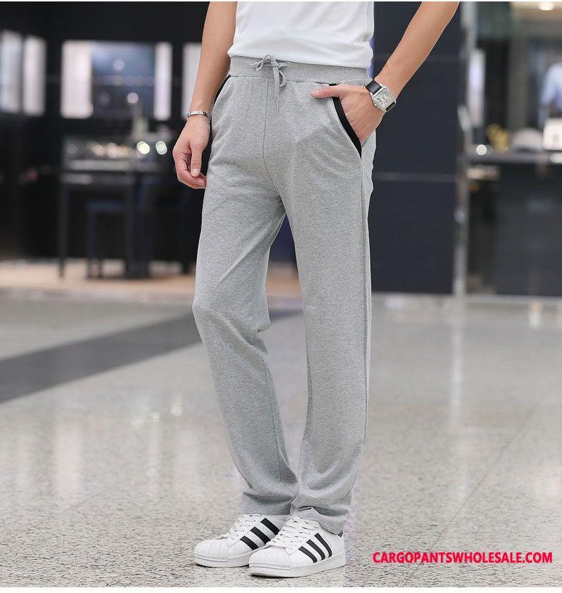 Sweatpants Women Black Green Pattern Design Zipper Leisure Embroidered