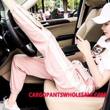 Sweatpants Women High Waist Pants Creative Loose Harlan
