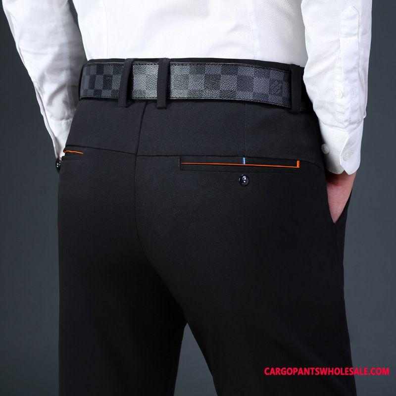 Dress Pants Male Formal Wear Long Men Men Business Pants The New