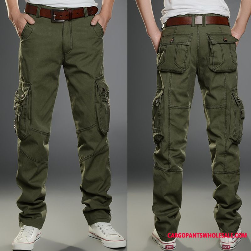 Cargo Pants Male Autumn Work Clothes Men The New Cargo Pants Casual Pants