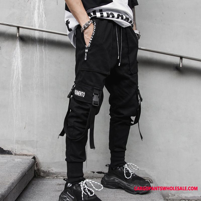 Cargo Pants Male Black The New Summer High Cargo Pants Leisure