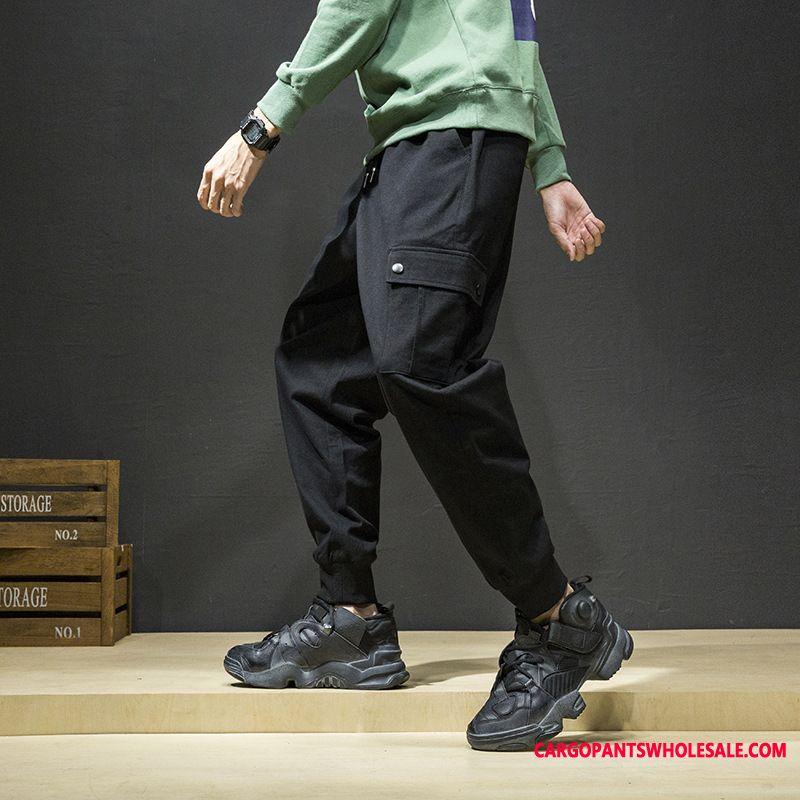 Cargo Pants Male Camouflage Loose Casual Pants Men Cargo Pants Sweatpants Large Size