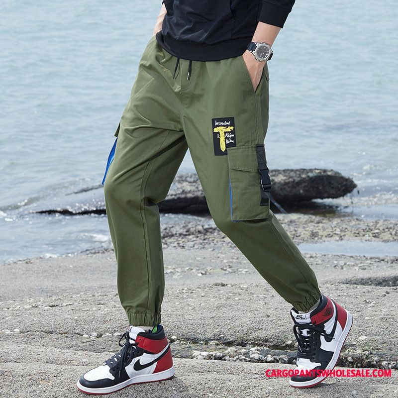 Cargo Pants Male Camouflage The New Casual Pants Cargo Cotton Trousers