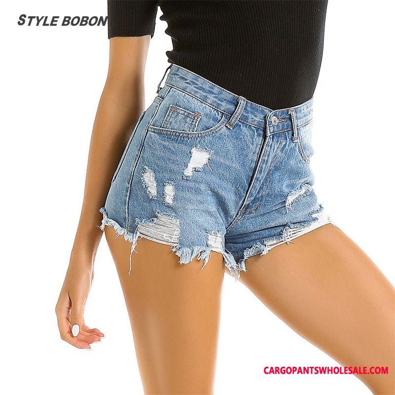 jeansshorts dam stora storlekar