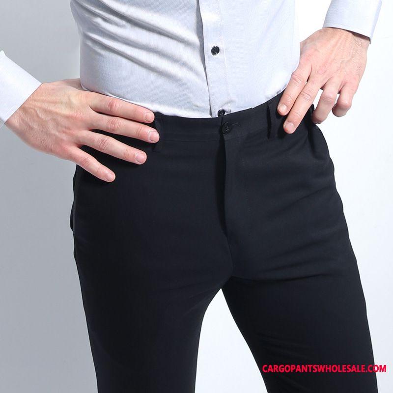 Dress Pants Male Pants Suit Spring Straight Business