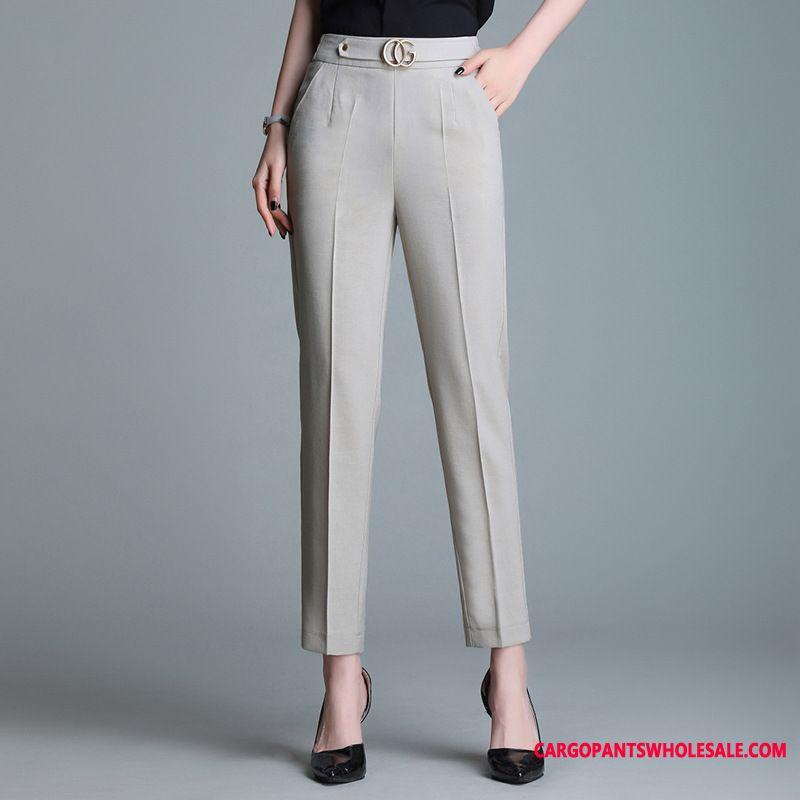 Dress Pants Women Fashion Loose Pants The New Leisure