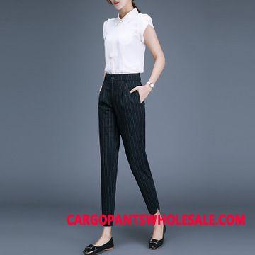 Dress Pants Women Slim Spring Small All Match Fashion