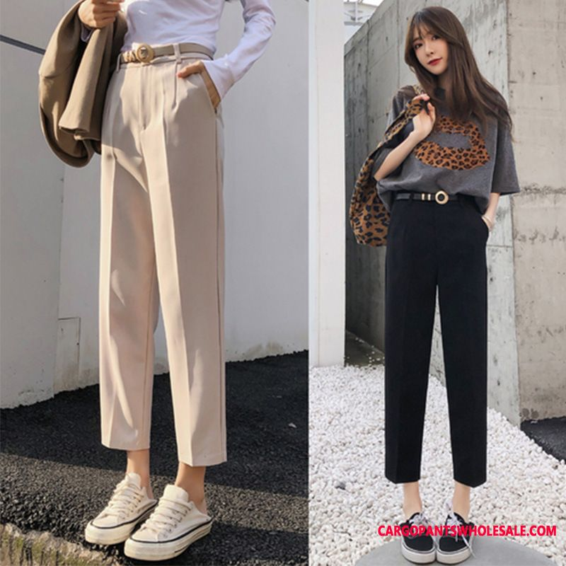 Dress Pants Women Spring Summer Pants Small The New