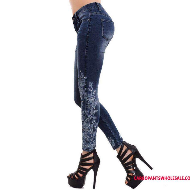 Jeans Female Slim Explosion Women The New Pants Pants