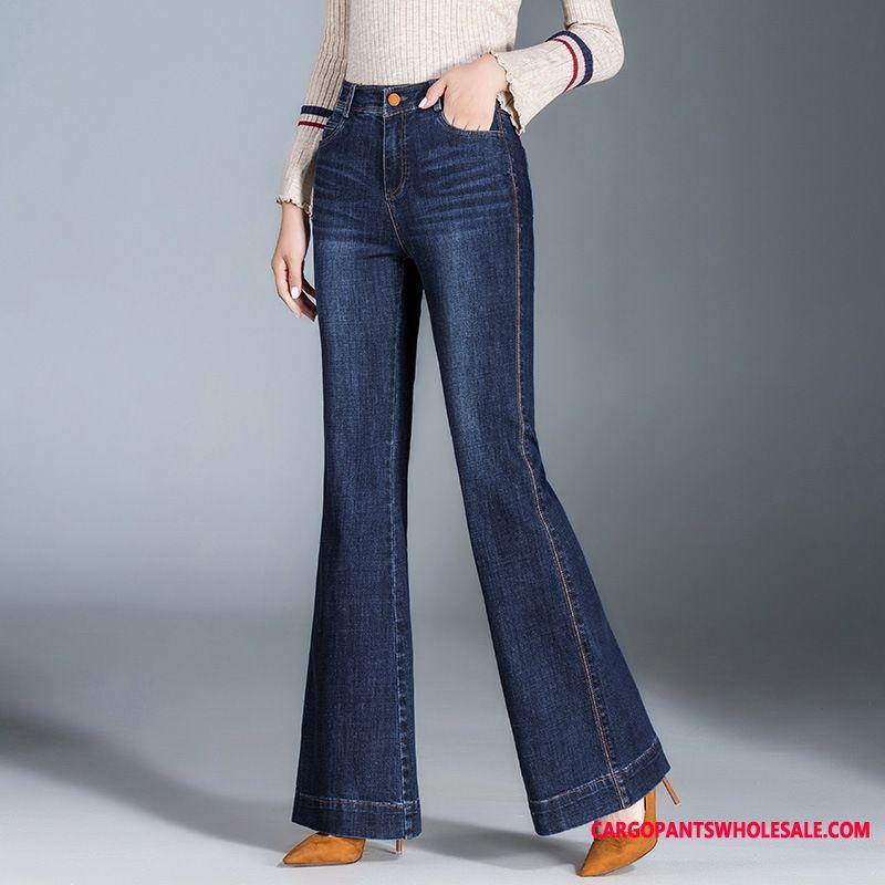 Jeans Women Autumn Pants Horn Jeans The New