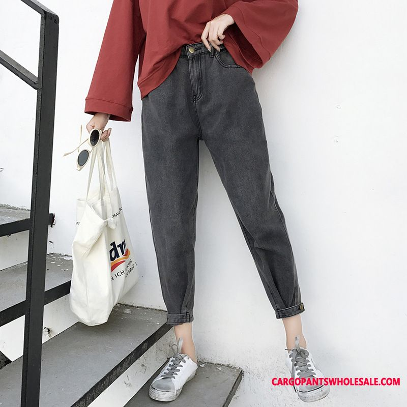 Jeans Women Red The New Harlan Jeans Explosion Cowboy