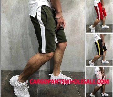 Shorts Men Sweatpants Shorts Tide Brand The New