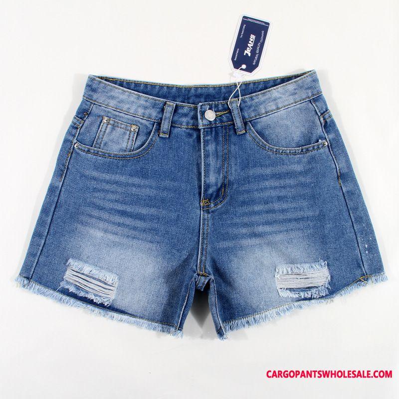 Shorts Women Hot Pants The New Tide Summer Wear Outside