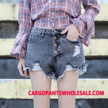 Shorts Women Hot Pants Thin Section Summer Slim Student