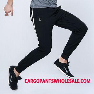 Sweatpants Male Beam Foot Thin Section Men Summer Pants Casual Pants