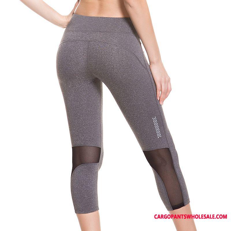 Sweatpants Women Splice Fitness Summer Run Pants