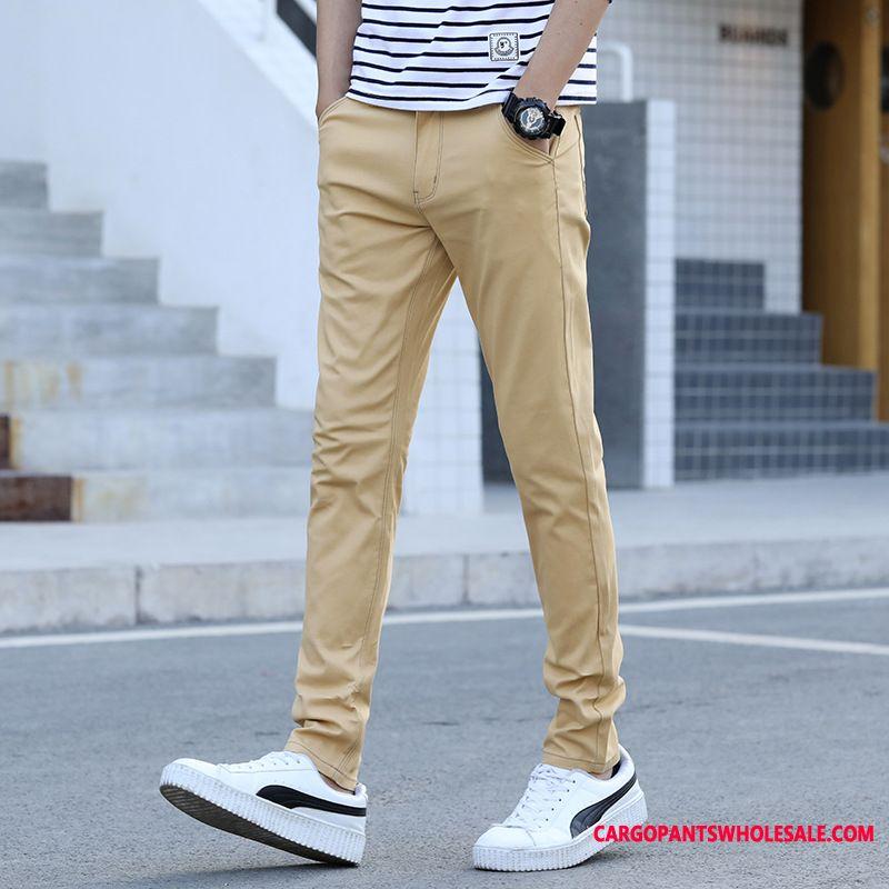 Cargo Pants Male Summer Pants Men Casual Pants Trend Cargo