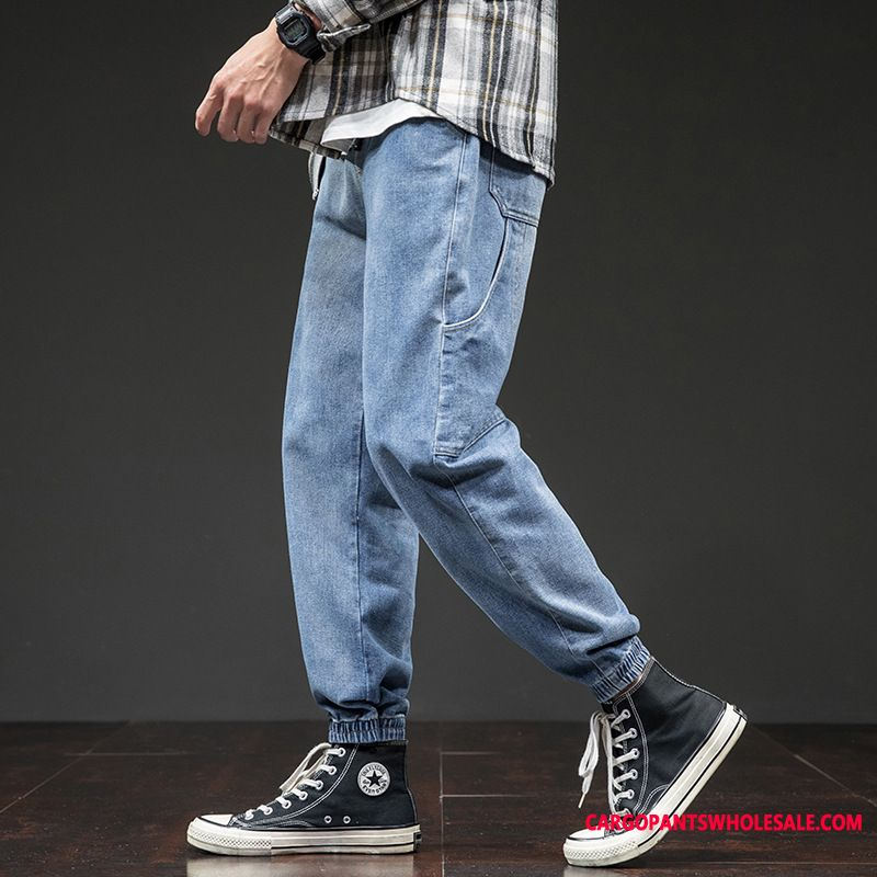 Jeans Male Leisure Spring Men The New Loose Fashion